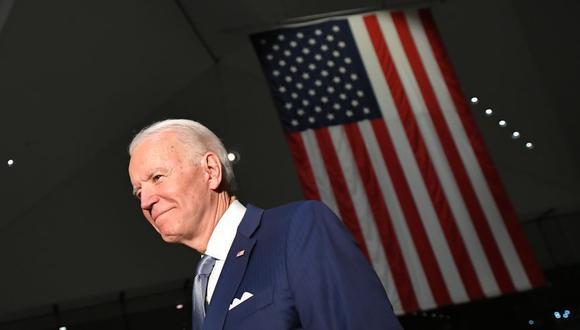 Joe Biden ganó el martes las primarias de Florida e Illinois. (Foto: Archivo/AFP).