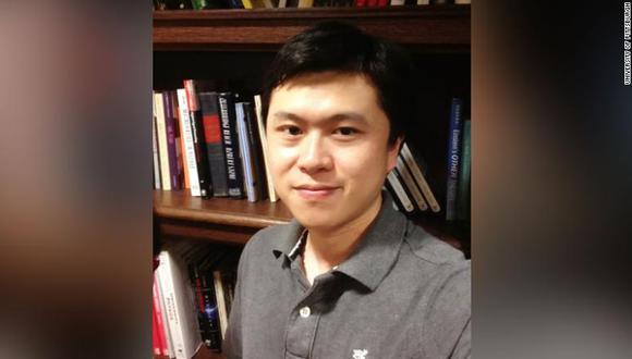 Bing Liu, profesor de la Universidad de Pittsburgh, recibió disparos en la cabeza, el cuello, el torso y las extremidades. (Foto: Universidad de Pittsburgh).