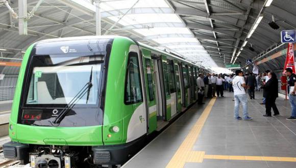 Ositran recibiría en octubre crédito para supervisar la Línea 1