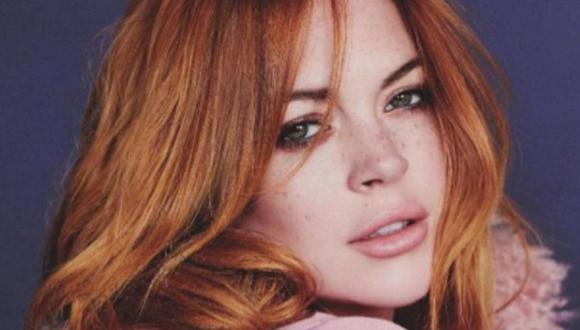 Lindsay Lohan es de las actrices que más veces se ha visto involucrada en escándalos (Foto: Instagram)