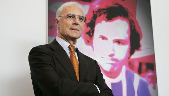 Beckenbauer cree que Alemania perdería con Brasil en el Mundial