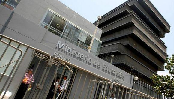 Fiscalía ordena congelar cuentas en indagación de Caso Minedu