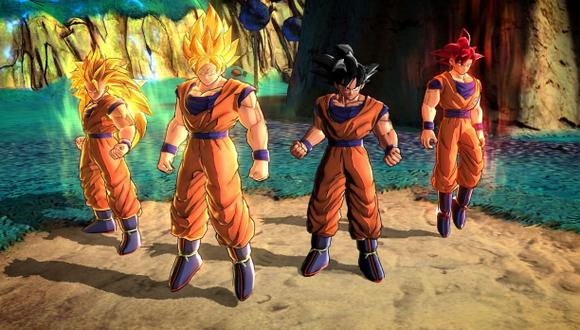 Reseña: Dragon Ball Z, The Battle of Z