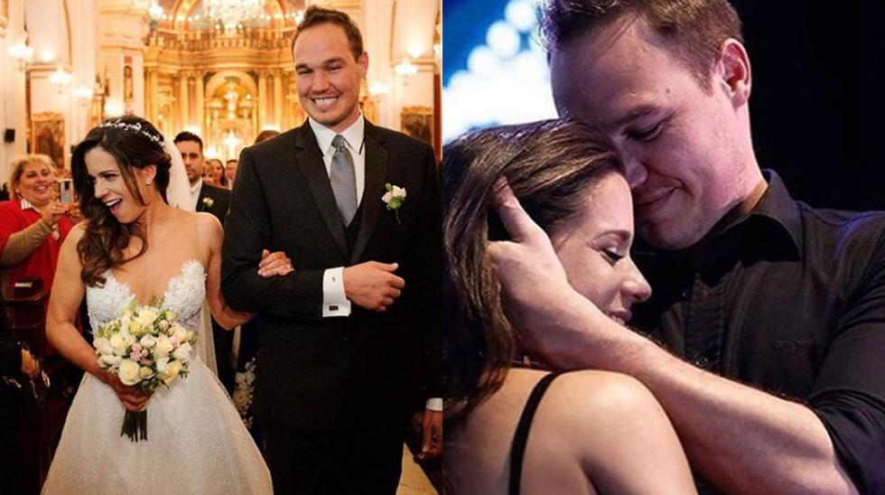 OCho meses después de haber contraído matrimonio religioso, Vanessa Terkes y George Forsyth confirmaron su separación. (Foto: Instagram)