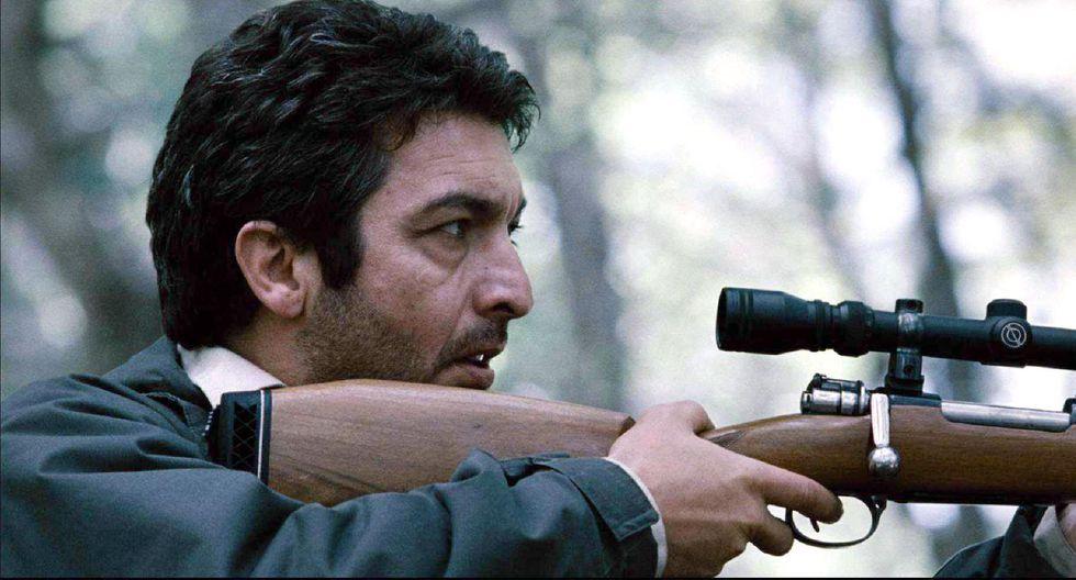 """Ricardo Darín en """"El aura"""" (2005), dirigida por Fabián Bielinsky"""