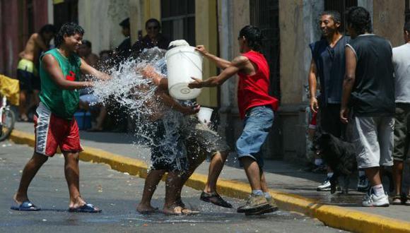 Rímac multará con S/. 180 actos vandálicos en carnavales