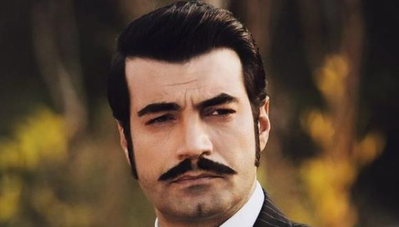 "Actor Murat Ünalmış interpreta a Demir en ""Tierra Amarga"" (Foto: Instagram @mrtunlms)"