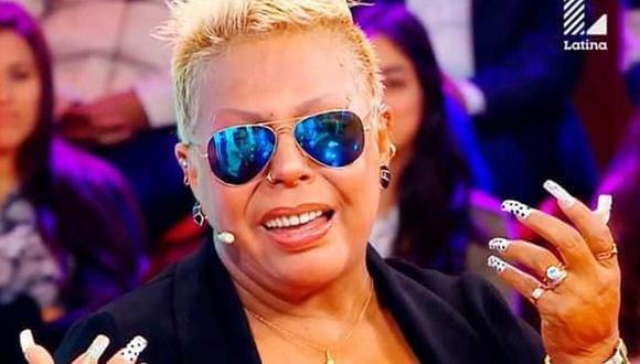 Lucía de la Cruz regresa al programa después de varios años. (Foto: Captura Latina)