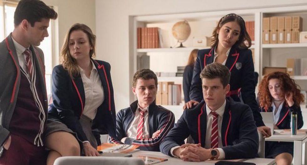 """""""Élite"""" se ha convertido en una de las series más exitosas de Netflix y para la temporada cuatro habrá un cambio radical en la historia (Foto: Netflix)"""