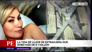 Extranjera fugó con 1 millón de dólares tras ser nombrada gerenta general
