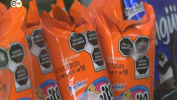 Aspec se mostró en desacuerdo una tercera prórroga de los stickers impresos en los empaques de alimentos procesados. (Foto: GEC)