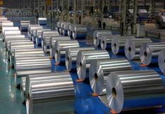 Aluminio toca máximos de 3 años por cortes de energía en China, mientras que el cobre cae