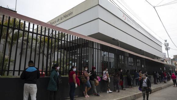 El segundo tramo del subsidio se entregará a cerca de 2,5 millones de hogares que lograron inscribirse a través del Registro Nacional de Hogares del Reniec. (Foto: Angela Ponce / GEC)