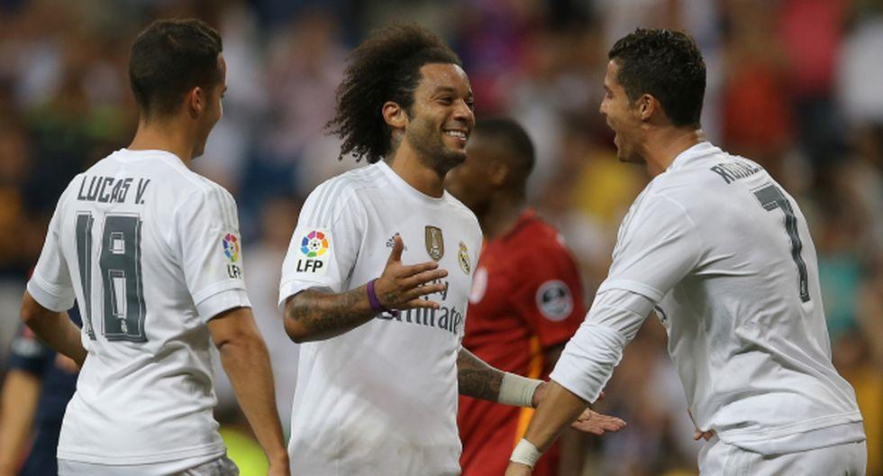 Real Madrid ganó el Trofeo Santiago Bernabéu al Galatasaray