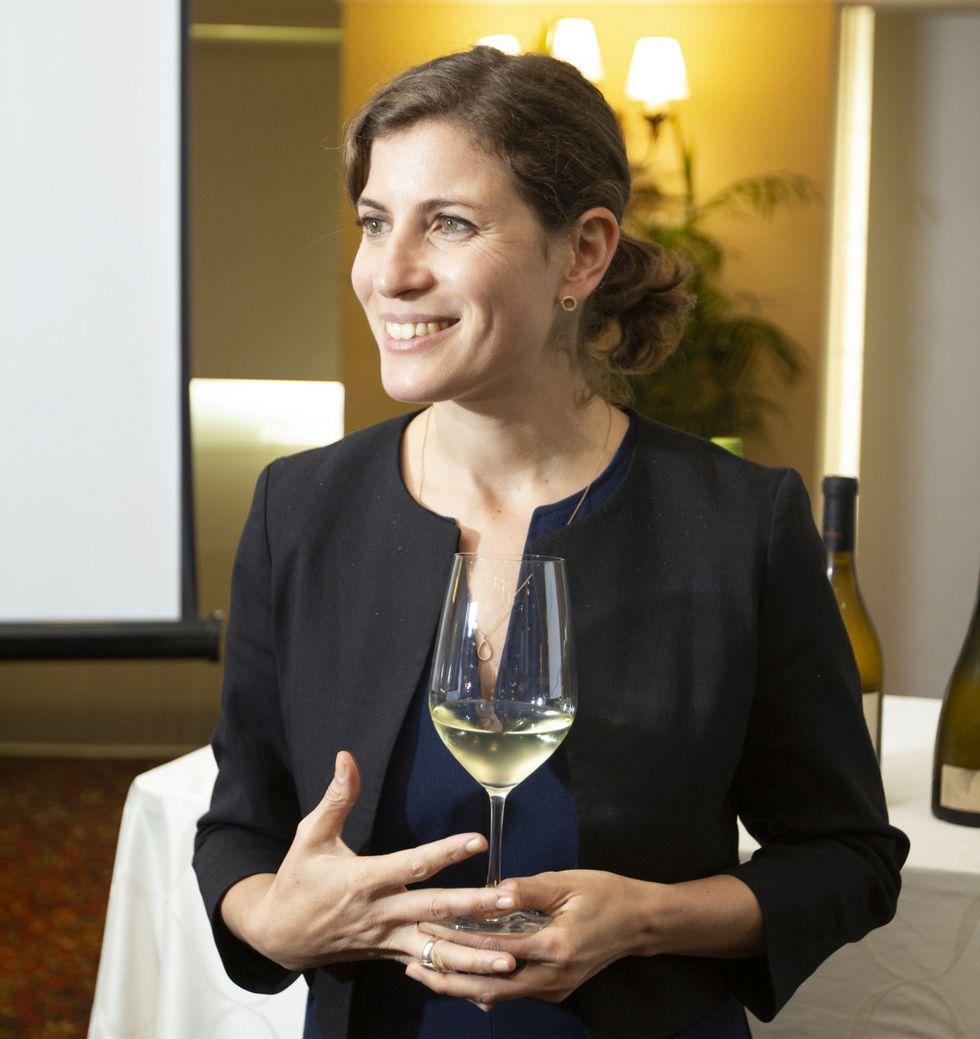 Paz Levinson (Foto: Álvaro Balcázar)