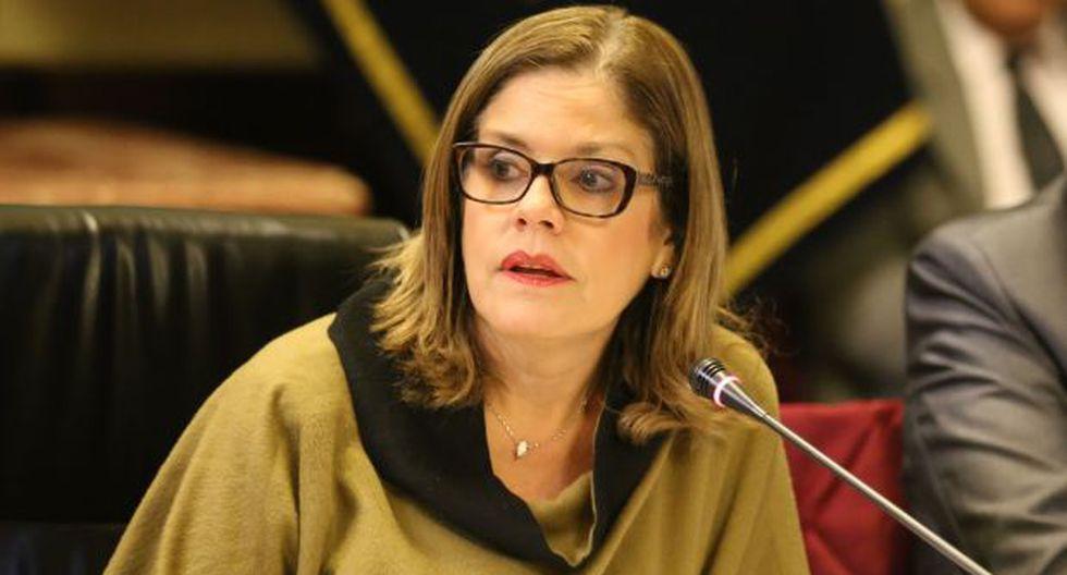 Mercedes Aráoz se encargará mañana del despacho presidencial - 1