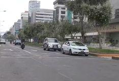 Coronavirus: Ecuador restringirá la circulación de vehículos particulares a un día por semana