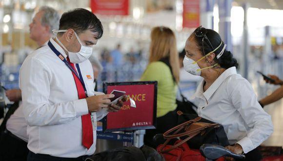 La medida se enmarca en la alerta sanitaria decretada por el gobierno chileno el 5 de enero pasado frente al brote del nuevo coronavirus. (Foto: AFP).