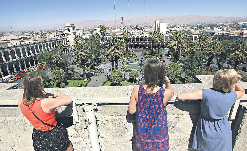 Arequipa, un destino que provoca por su arquitectura - 1