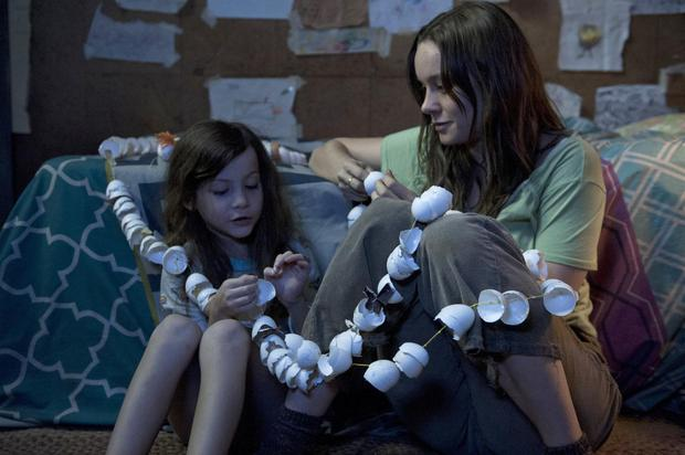 The performances of Jacob Tremblay and Brie Larson as Jack and Ma, respectively, were celebrated by critics.  (Photo: Netflix)