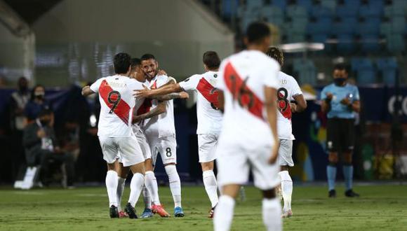 Perú vs. Colombia se enfrentaron por el grupo B de la Copa América. (Foto: GEC)