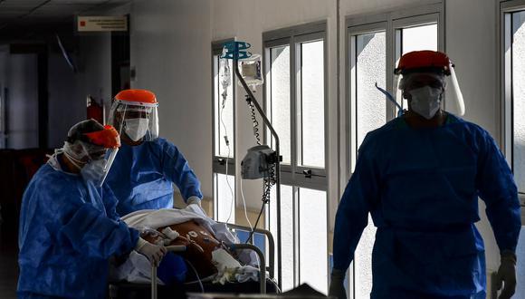 Coronavirus en Argentina | Últimas noticias | Último minuto: reporte de infectados y muertos hoy, martes 8 de junio del 2021 | Covid-19 | (Foto: AFP).
