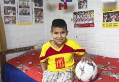 Rusia 2018: El niño peruano que 'jugará' la final del Mundial