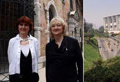 Mujeres que diseñaron el inmenso edificio de la UTEC ganan el Nobel de arquitectura