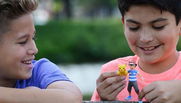 El juego es una actividad básica fundamental que contribuye al desarrollo cognoscitivo, sensorial y social de los niños. (Foto: Difusión)