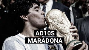 Diego Maradona falleció a los 60 años: Un homenaje de lo que fue en vida el 'D10S' del fútbol