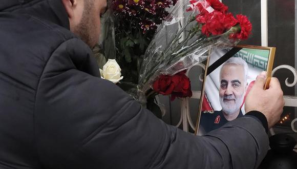 Rusia llama a conservar el acuerdo nuclear iraní tras asesinato de Qasem Soleimaní.   Foto: EFE