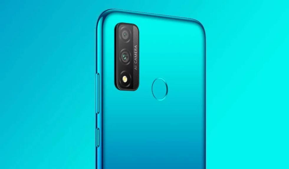 Huawei lanza en Europa su nuevo smartphone de gama media, el P Smart (2020): Conoce  todas sus características. (Foto: Huawei)