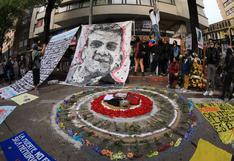 Dilan Cruz: familia de joven asesinado hace un año por la policía en protestas en Colombia reclama justicia | FOTOS