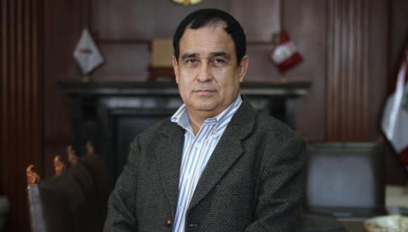 Otárola denunció que fue golpeado por el taxista luego de un choque, registrado en la avenida Hábich en San Martín de Porres el domingo por la noche.(Archivo El Comercio)