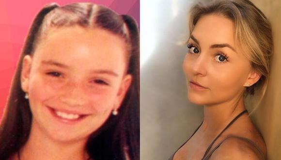 ¿Imaginas a Angelique Boyer como la que no era una chica normal? Pudo ser (Foto: Televisa / Instagram)