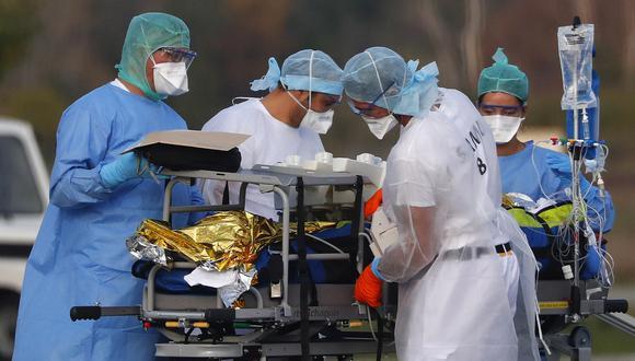 Coronavirus en Francia | Últimas noticias | Último minuto: reporte de infectados y muertos hoy, martes 10 de noviembre del 2020. (Foto: AFP).