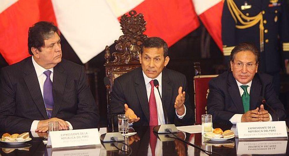 ¿Quién dura más? ¿Un ministro de Toledo, de García o de Humala?