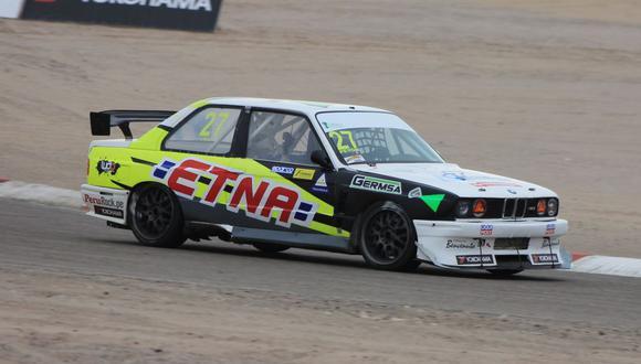 Jean Paul Peyón partirá primero en la TC2000. (Fotos: Ruedas&Tuercas)
