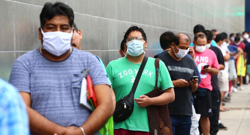 Coronavirus Perú: Coronavirus en Perú: los acudieron a comprar ...