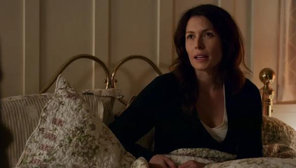 """Una de las historias principales de la temporada 2 de """"Virgin River"""" fue el embarazo de Charmaine, la ex pareja de Jack (Foto: Netflix)"""
