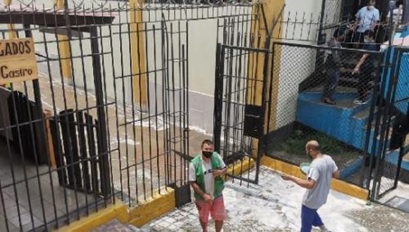 El penal de Chiclayo alberga actualmente a una población de 4,155 reclusos, de los cuales 157 son mujeres. (Foto: Andina)