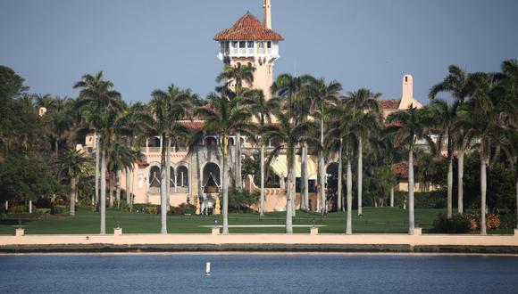 El complejo Mar-a-Lago del ex presidente de Estados Unidos, Donald Trump, se ve en Palm Beach, Florida, Estados Unidos. (Foto: Archivo/REUTERS/Marco Bello).