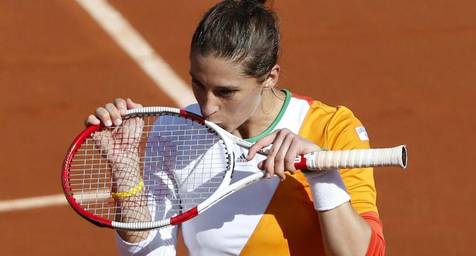 Petkovic y Halep, las sorpresas femeninas de Roland Garros - 4
