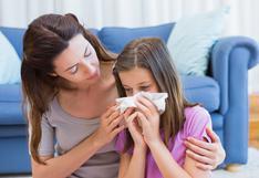 Otoño: 6 consejos para evitar alergias en los niños