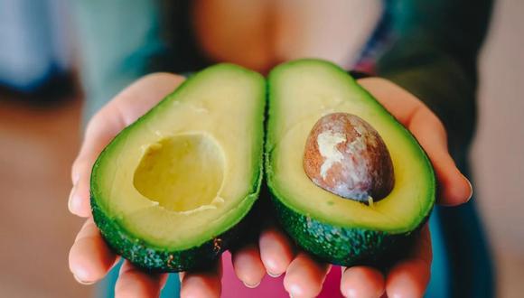 El aguacate es un alimento rico en nutrientes y tiene muchos beneficios para la salud (Foto: Pixabay)