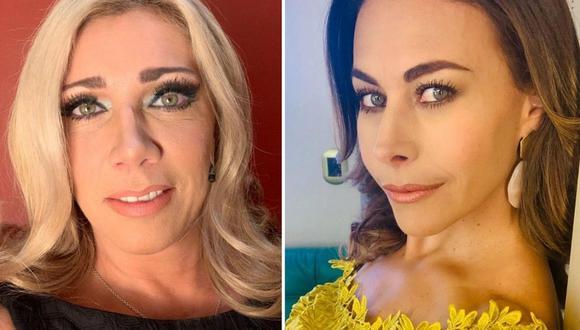 La actriz mexicana Cynthia Klitbo tuvo una convivencia virtual con sus fans y habló de las malas experiencias de trabajar con Vanessa Guzmán (Foto: Instagram)