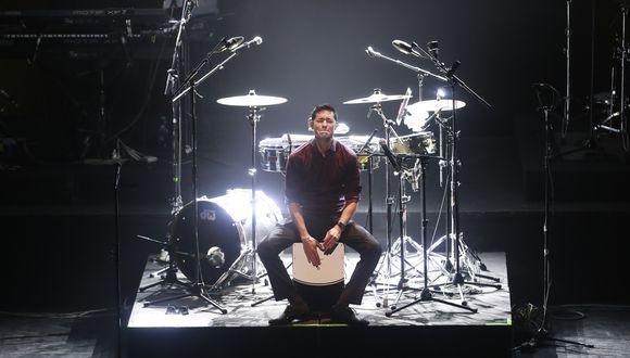 Tony Succar, ganador del Grammy Latino, llegó a Perú para dar dos presentaciones. Foto: César Campos