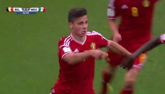 Mundial Sub 17: Bélgica venció a México y quedó en tercer lugar