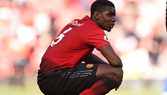 Paul Pogba es jugador de Manchester United desde la temporada 2016-17. (Foto: AFP)