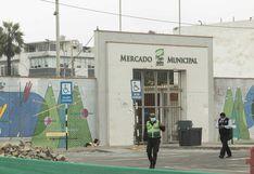 Cierre de mercado municipal genera disputa entre comerciantes y autoridades de San Isidro